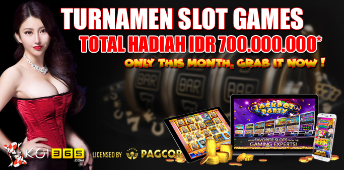 Turnamen Judi Slot Game
